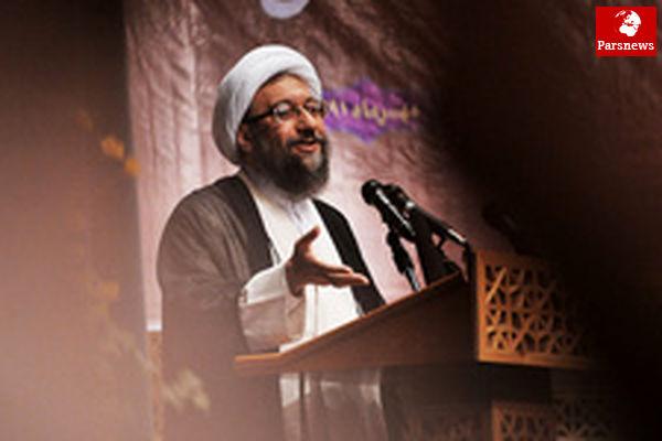 آملیلاریجانی: بهوظیفه خود در قبال انتخابات عمل میکنیم