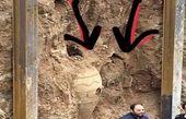 خمرههای کشف شده در شهر ری مربوط به چیست؟