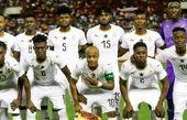 شکست سنگین قطر مقابل تیم آفریقایی