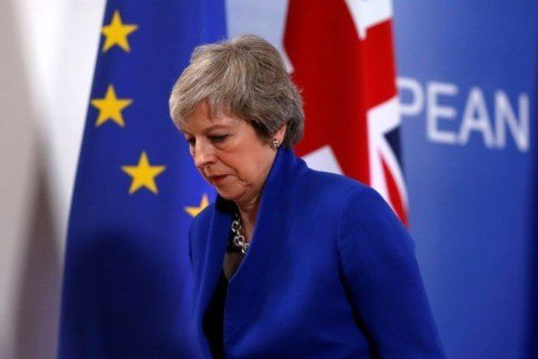 لندن: بهدنبال لغو ماده ۵۰ پیمان «لیسبون» نیستیم