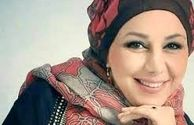 میکاپ عیدی طور بهنوش بختیاری/عکس