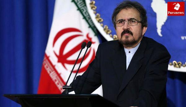 عزم ملت ایران برای مقابله با زیادهخواهی کاخ سفید تغییر نکرده است