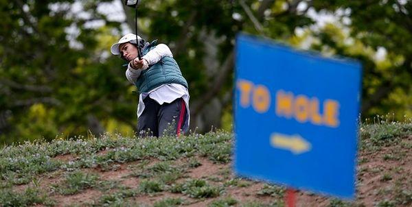 مسابقات گلف بانوان قهرمانی کشور با حضور 43 شرکت کننده برگزار شد
