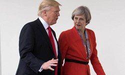 نخستوزیر انگلیس خواستار پرهیز از تقابل تجاری با آمریکا شد