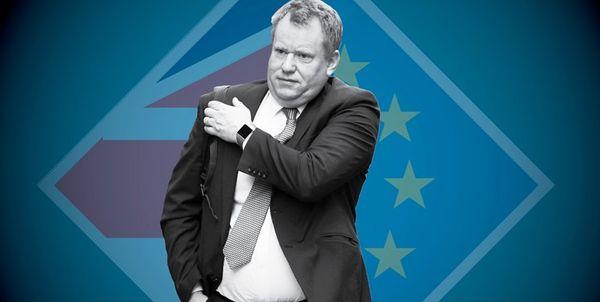 دست رد اتحادیه اروپا به درخواست برگزیتی انگلیس