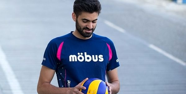 ملاقات کولاکوویچ و دستیارانش با لژیونر والیبال ایران+عکس