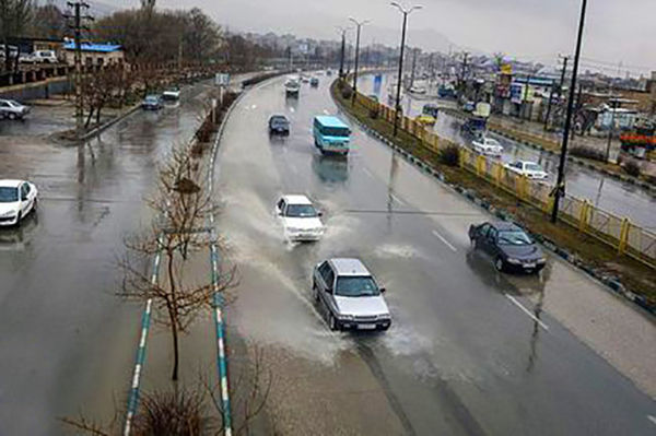 تردد در محورهای استان مرکزی روان است