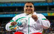 حامد امیری: برای کسب مدال طلا تلاش کردم اما برنز نصیبم شد