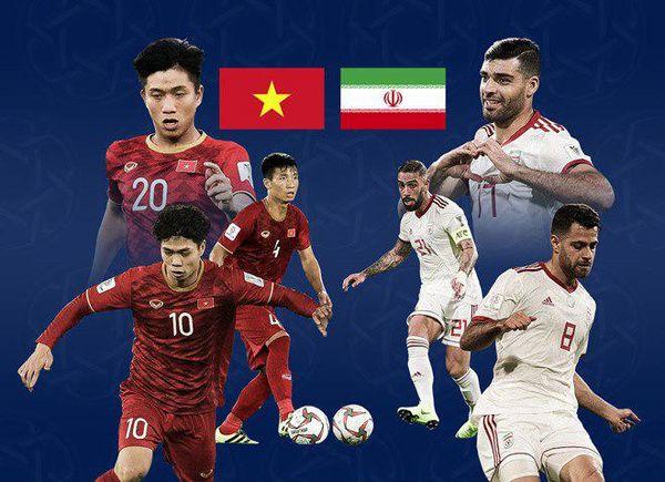 تیم ملی فوتبال ایران ۲ - ویتنام صفر