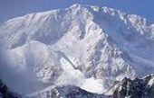 ریزش بهمن عظیم در کوههای آمریکا+ فیلم