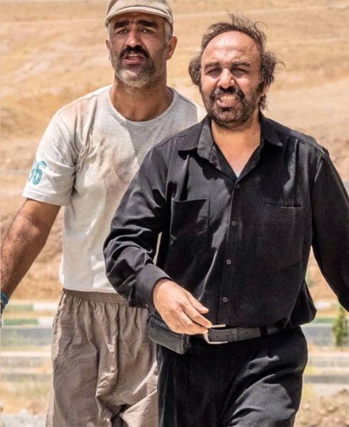رضا عطاران و پژمان جمشیدی در شیشلیک + عکس