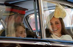 تصاویر  عروسی خاندان سلطنتی بریتانیا