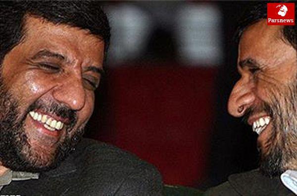 احمدینژاد و مشایی تئاتری شدند