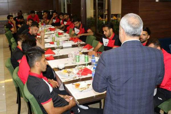 گرشاسبی خطاب به بازیکنان پرسپولیس: شما آسیا را غافلگیرکردید