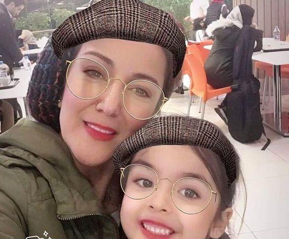 تیپ هنرمندانه پانته آ بهرام و خواهرزاده زیبایش+عکس