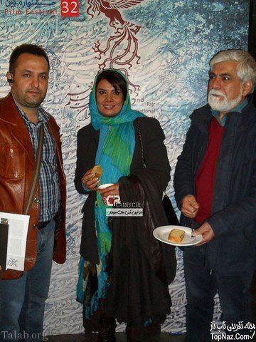 برادر و برادر زن معروف مهدی پاکدل+عکس