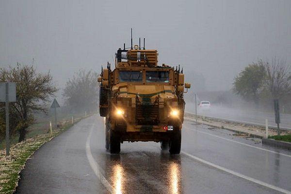 ترکیه بخش دیگری از یگانهای نظامی خود را به مرز سوریه منتقل کرد