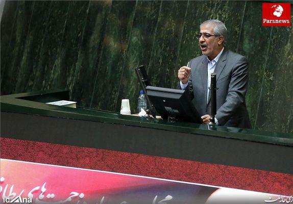 برخی حواشی جلسه امروز مجلس + تصاویر