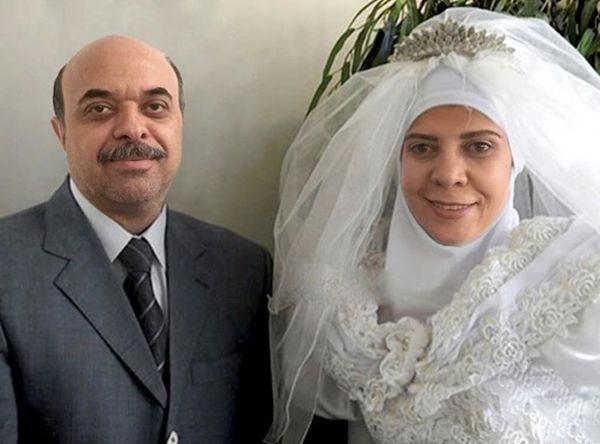 عروسی آرش نوذری با بازیگر مشهور + عکس