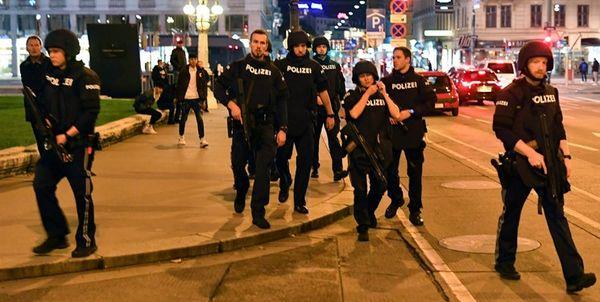 داعش مسئول حمله دوشنبه شب اتریش