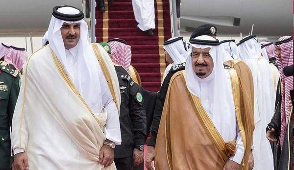 ارائه پرونده سیاسی قطر از سوی عربستان به غرب
