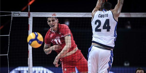 والیبالیست آمریکا: ایران تیم بزرگی است