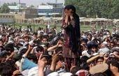 تصویری بی شرمانه از کار زشت طالبان + عکس
