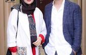 ساعد سهیلی در کنار خانم بازیگر خارجی اش+عکس