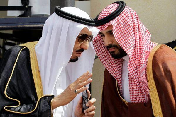 شاه سعودی حاضر به ترک قدرت نیست