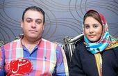 دختر و داماد اکبر عبدی در یک قاب+عکس