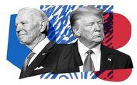 پیام ترامپ درباره مناظره دیشب با جو بایدن