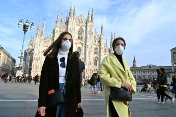 افزایش ۲۵ درصدی قربانیان کرونا در ایتالیا