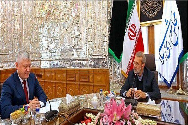 ایران و روسیه در زمینه مبارزه با تروریسم همکاری خوبی دارند