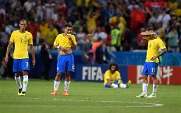 وداع برزیل از جام در ایران قربانی گرفت