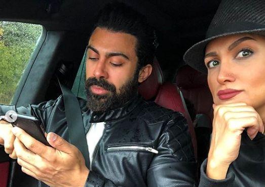 دردسرهای روناک یونسی با همسر پرمشغله اش در کانادا+عکس