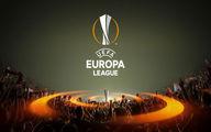 پیروزی آرسنال و حذف میلان  از لیگ اروپا