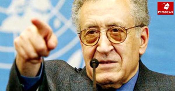 اتحادیه عرب الابراهیمی را واداربه استعفا میکند
