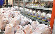 مرغ گران شد