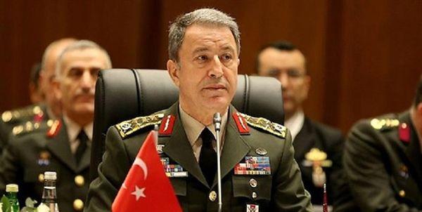 وزیردفاعترکیه:ارمنستان درتوطئههای خود غرق خواهد شد