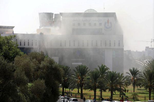 حمله انتحاری در طرابلس