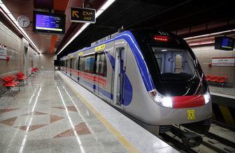 تدارک متروی تهران برای بازی پرسپولیس و السد