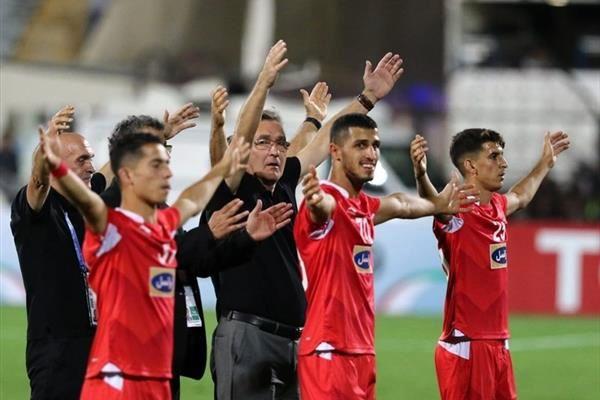 پرسپولیسیها بعد از بازی با کاشیما دعوت میشوند