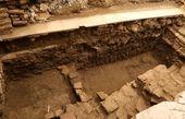 کشف سکه در پی کاوش باستان شناسان در بازار حضرتی