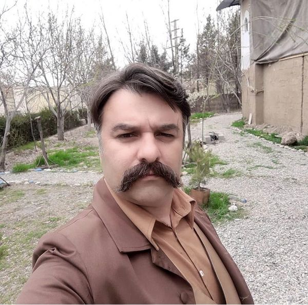ظاهر متفاوت مجید سعیدی + عکس