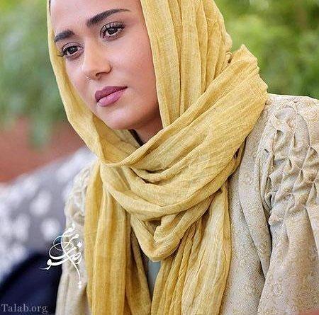 تیپ مجلسی و ملیح پریناز ایزدیار+عکس