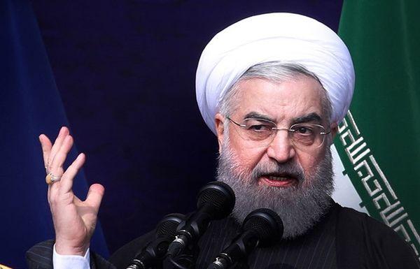 تیتر رسانههای عربی در واکنش به سخنان امروز روحانی: آمادگی ایران برای دفاع از عربستان