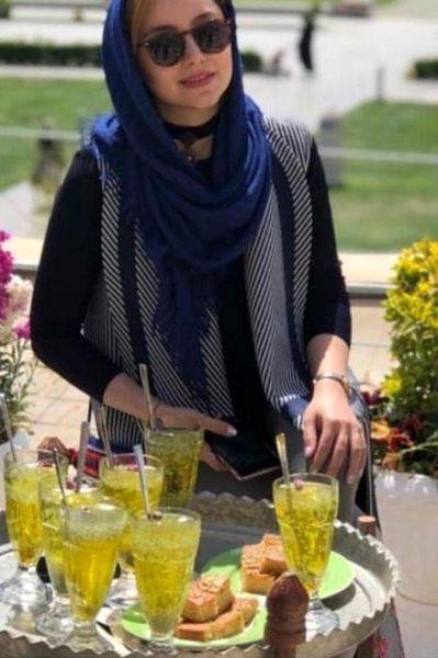 پذیرایی خاص از بازیگر مانکن در اصفهان+عکس