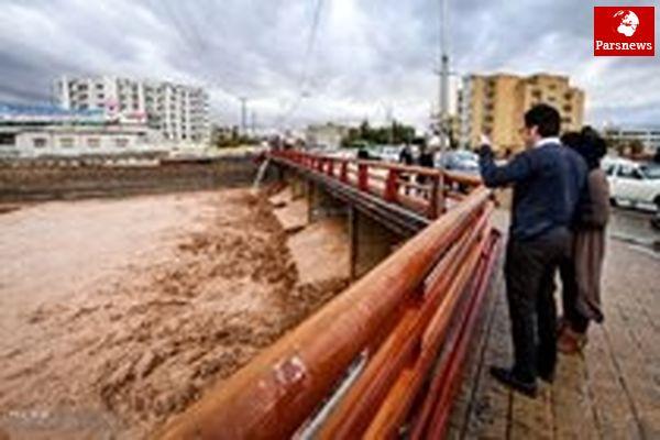 احتمال وقوع سیلاب در رودخانهها و مسیلهای استان تهران