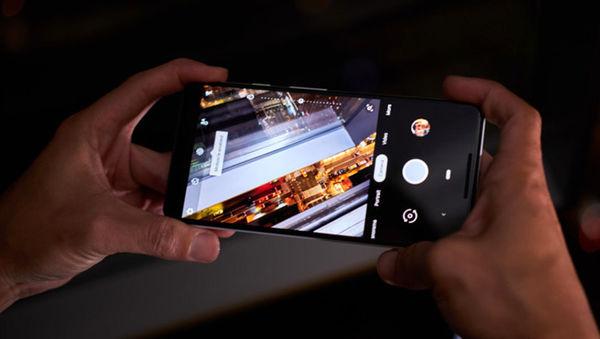 کیفیت بی نظیر حالت دید در شب دوربین گوشی Pixel 3