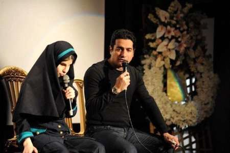 اجرای همخوانی همایون شجریان در موسسه توانبخشی همدم مشهد